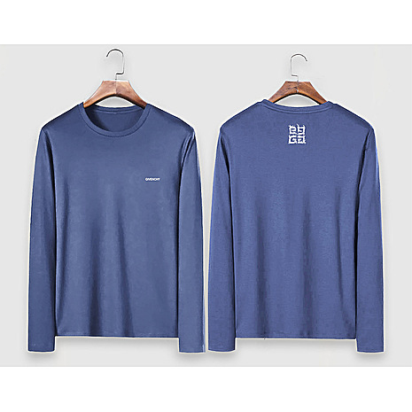 Givenchy Long-Sleeved T-shirts for Men #477720 replica