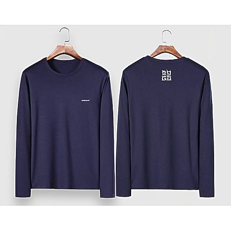 Givenchy Long-Sleeved T-shirts for Men #477721 replica