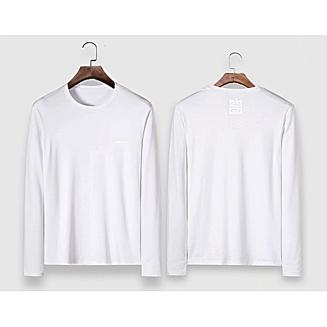 Givenchy Long-Sleeved T-shirts for Men #477724 replica