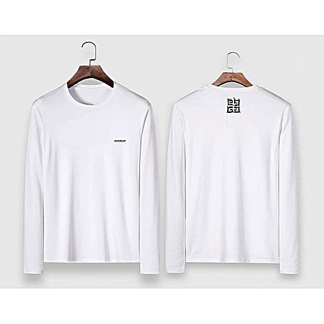 Givenchy Long-Sleeved T-shirts for Men #477725 replica