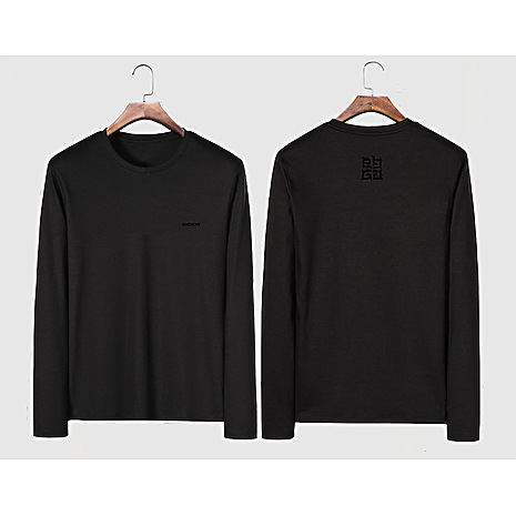 Givenchy Long-Sleeved T-shirts for Men #477727 replica