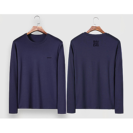 Givenchy Long-Sleeved T-shirts for Men #477728 replica
