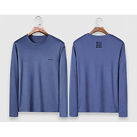 Givenchy Long-Sleeved T-shirts for Men #477729 replica