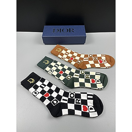 Dior Socks #477760 replica