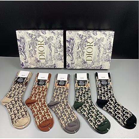 Dior Socks #477761 replica