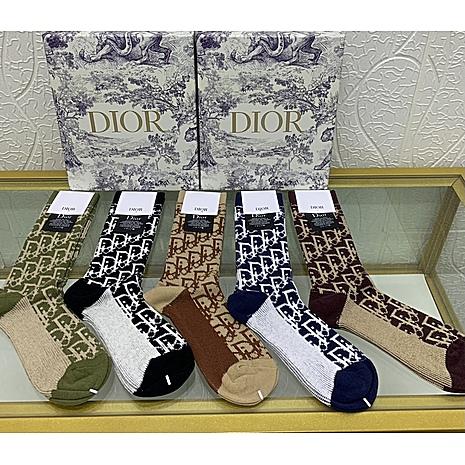 Dior Socks #477762 replica