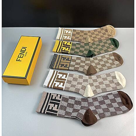 Fendi Socks #477844 replica