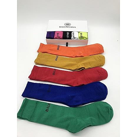 Balenciaga Socks #477882 replica