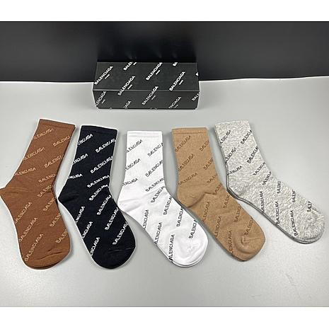 Balenciaga Socks #477885 replica