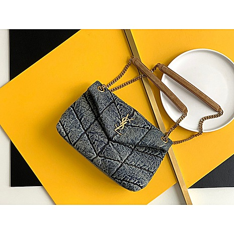 YSL Original Samples Handbags #477991 replica