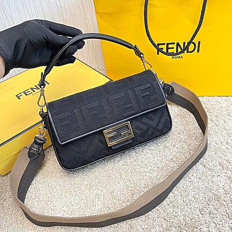 Fendi Original Samples Handbags #478018 replica