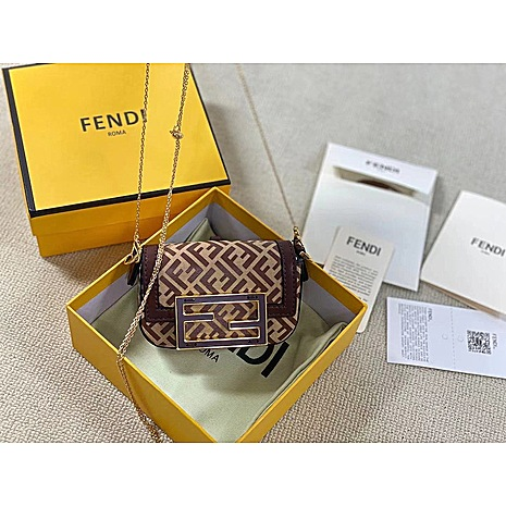 Fendi AAA+ Handbags #478028 replica
