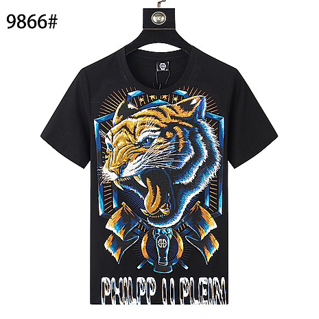 PHILIPP PLEIN  T-shirts for MEN #478099 replica