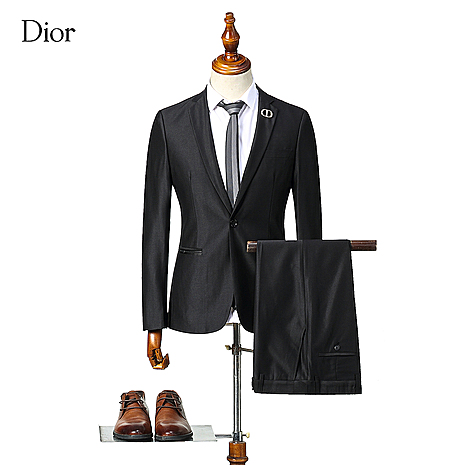 Suits for Men's Dior Suits #478149 replica
