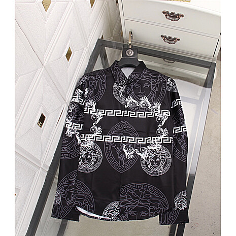 Versace Shirts for Versace Long-Sleeved Shirts for men #478224 replica