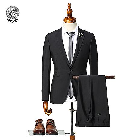 Suits for Men's Versace Suits #478225 replica