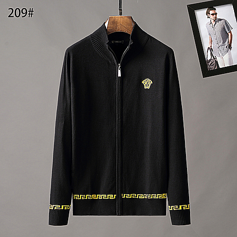 Versace Sweaters for Men #478283 replica