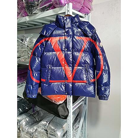 Moncler AAA+ down jacket for men #478300 replica