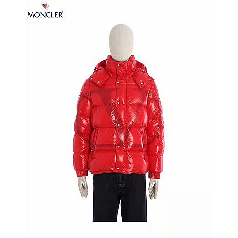 Moncler AAA+ down jacket for men #478301 replica