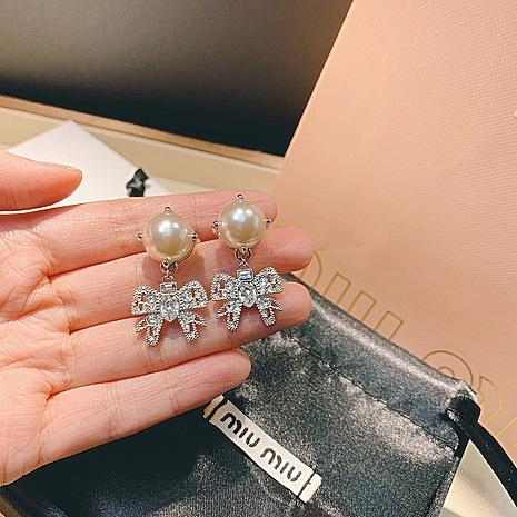 MIUMIU Earring #480982
