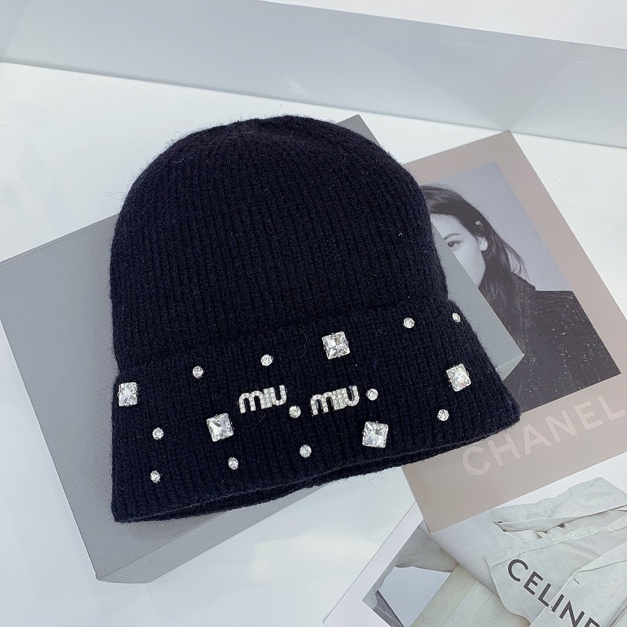 MIUMIU cap&Hats #477121 replica