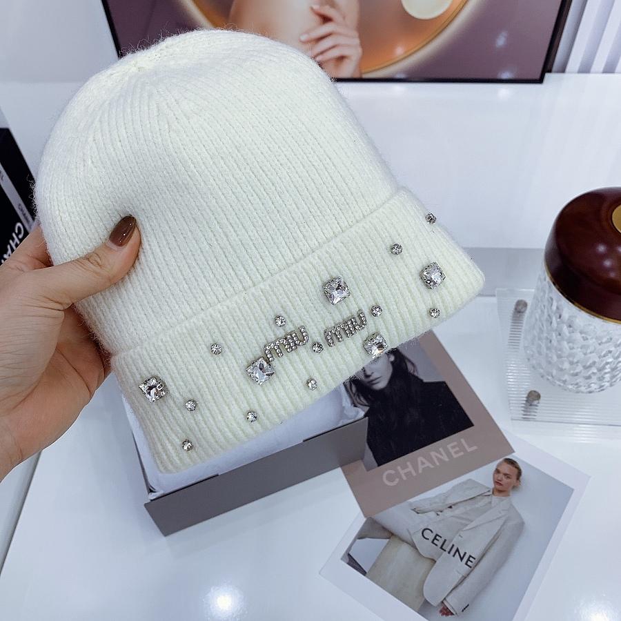 MIUMIU cap&Hats #477122 replica