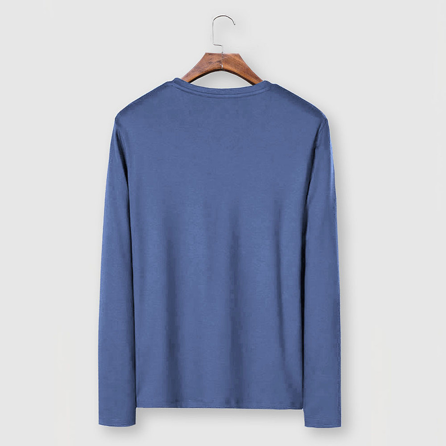 HERMES Long-Sleeved T-shirts for MEN #477290 replica