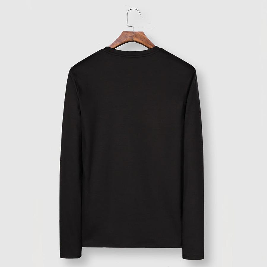 HERMES Long-Sleeved T-shirts for MEN #477292 replica