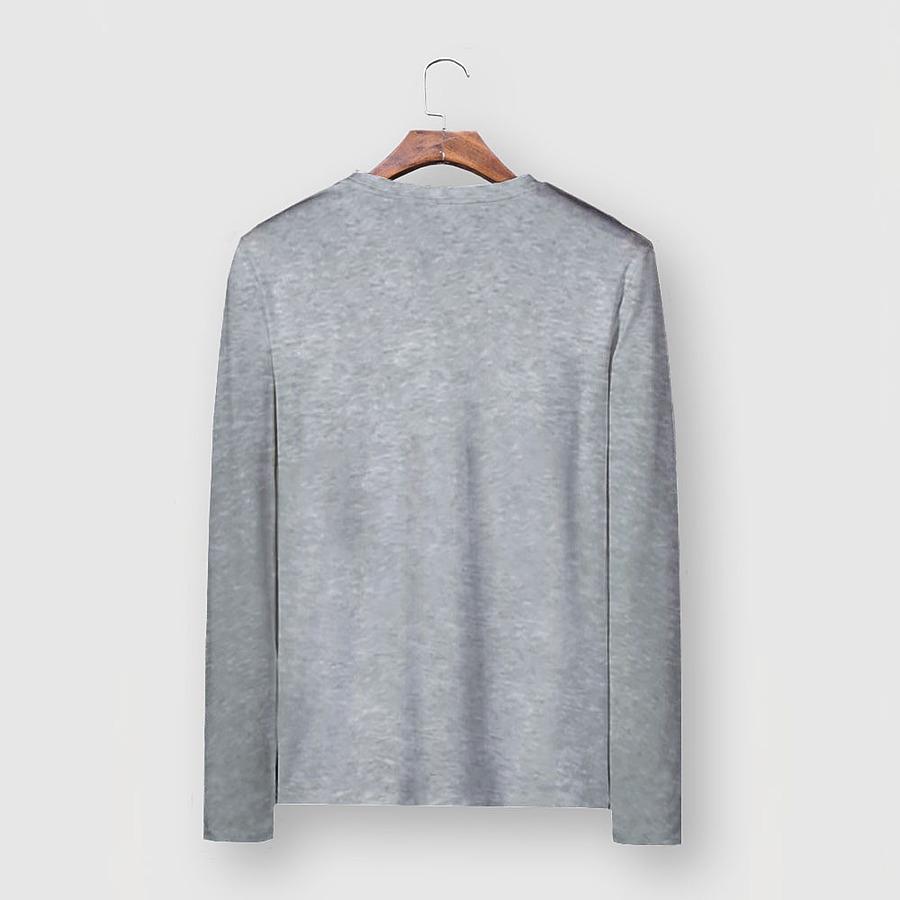 HERMES Long-Sleeved T-shirts for MEN #477293 replica