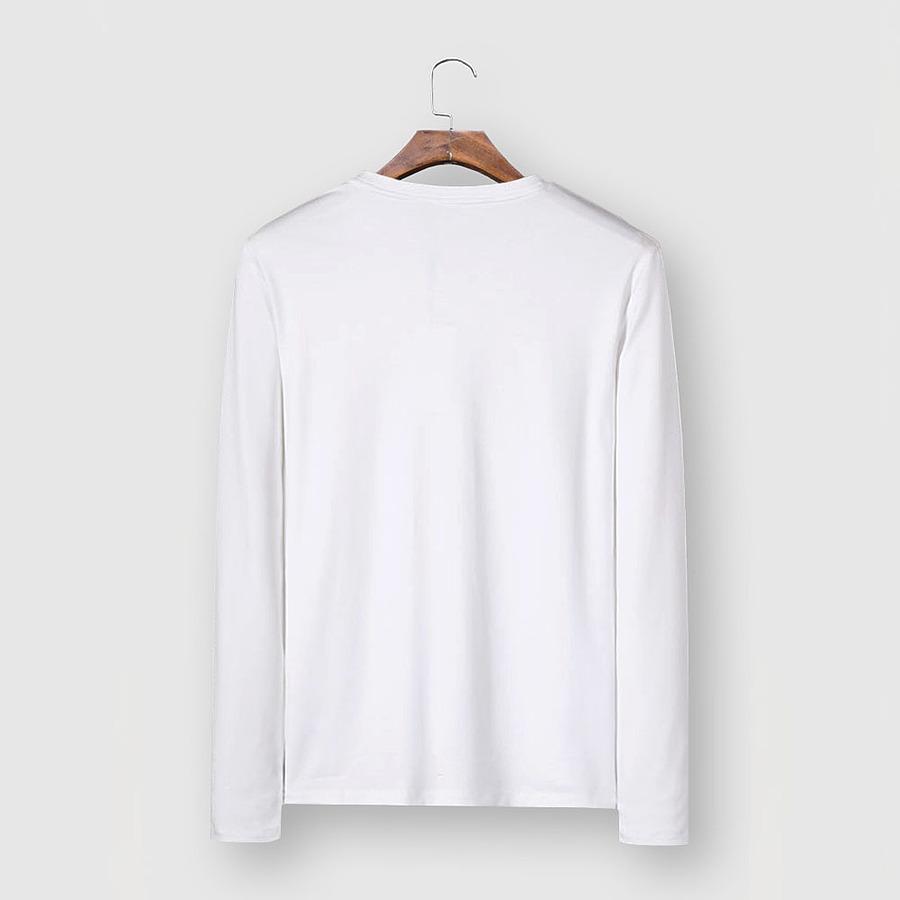 HERMES Long-Sleeved T-shirts for MEN #477294 replica