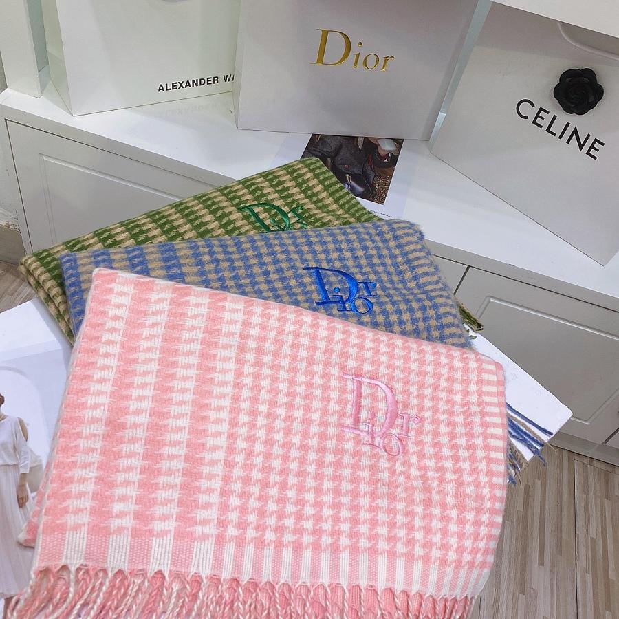 Dior Scarf #477480 replica