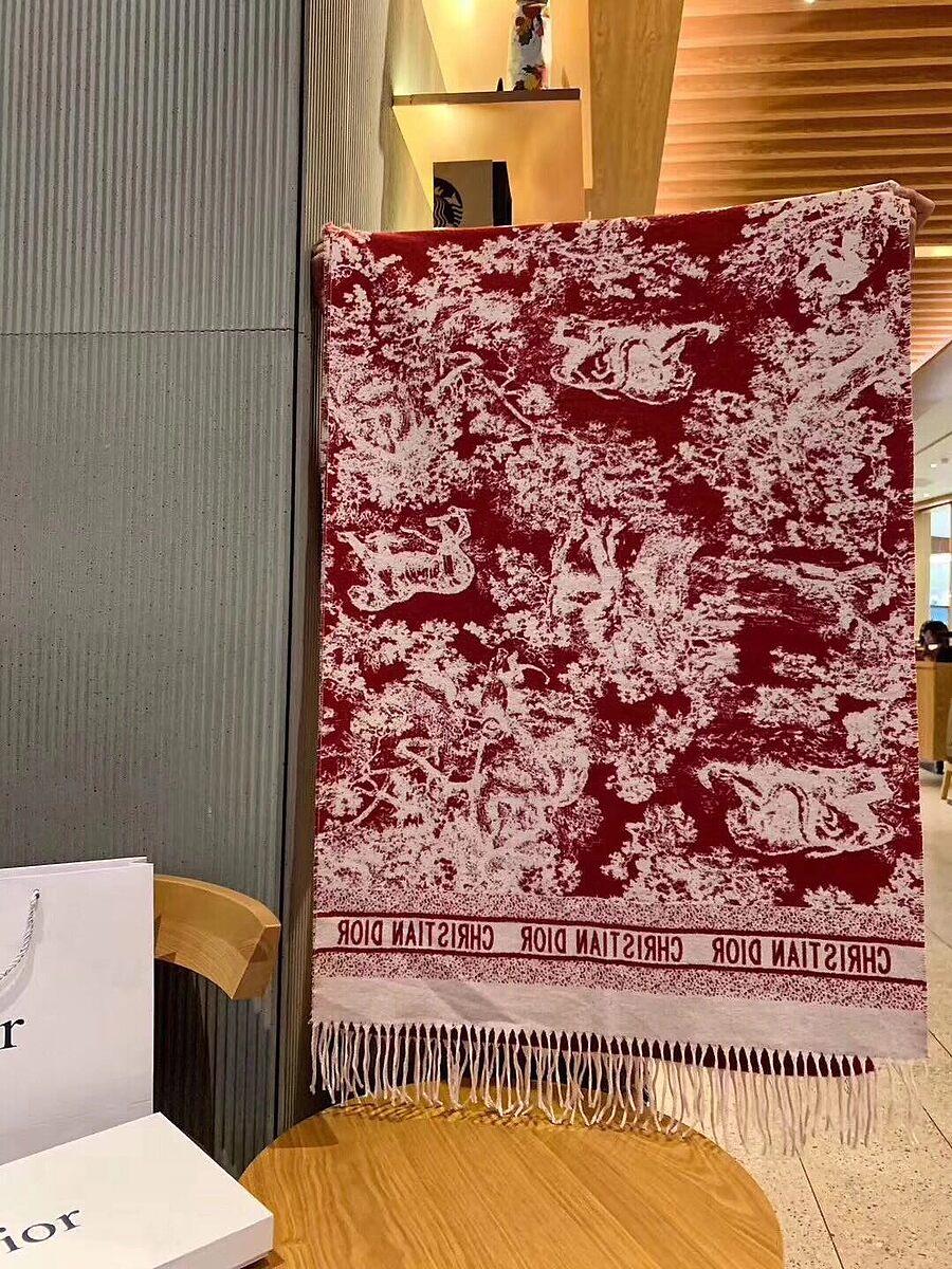 Dior Scarf #477486 replica