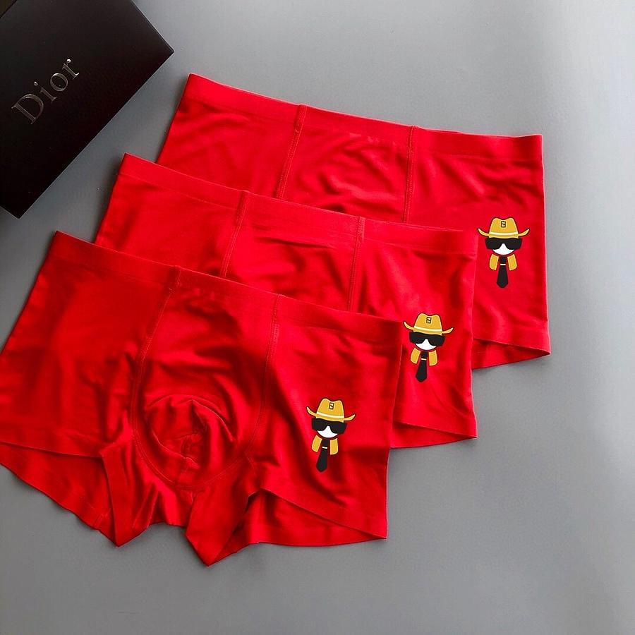 Fendi  Underwears for Men #477841 replica