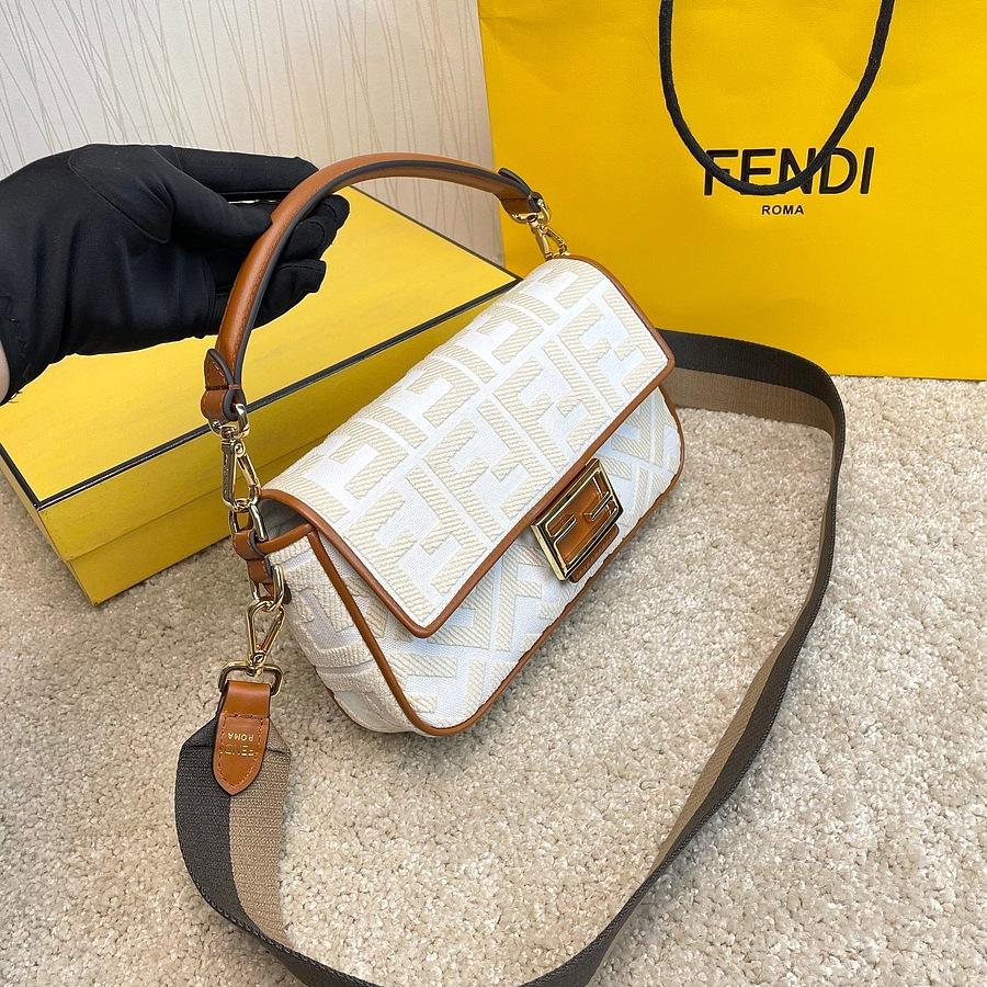 Fendi Original Samples Handbags #478014 replica