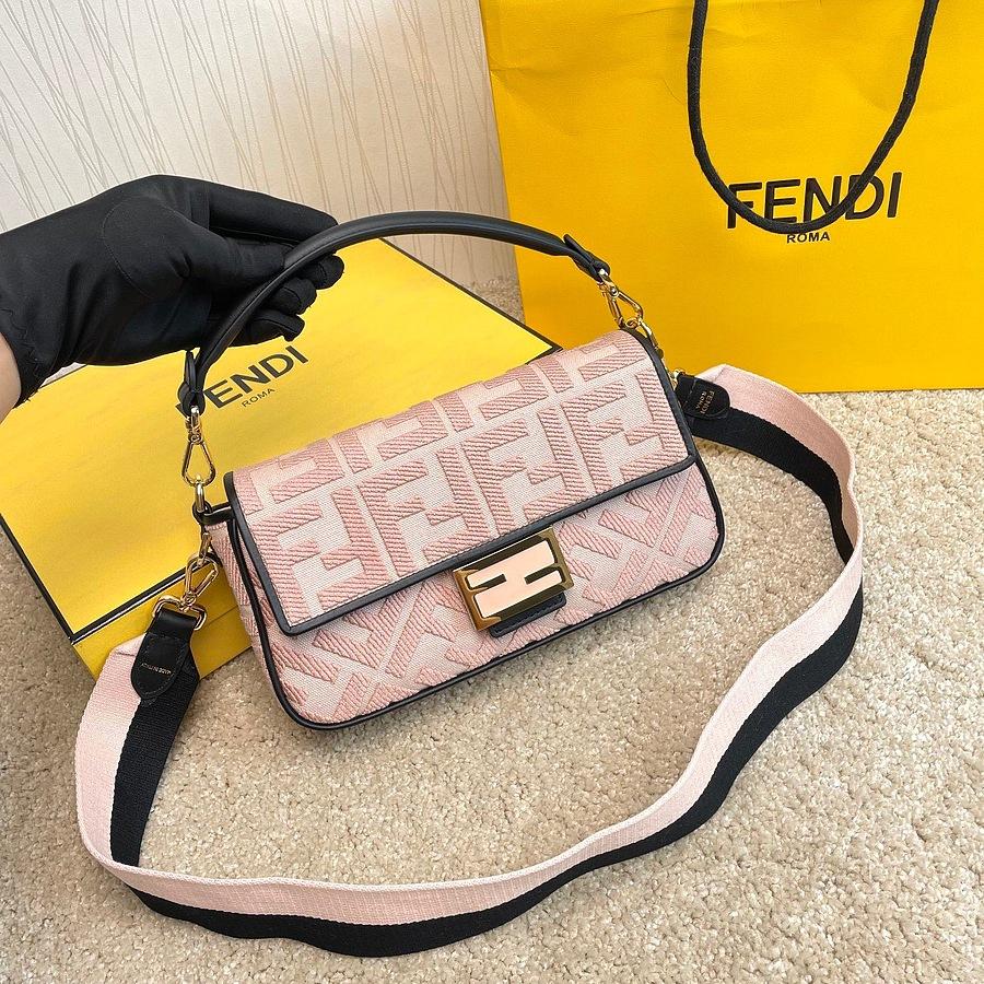 Fendi Original Samples Handbags #478015 replica