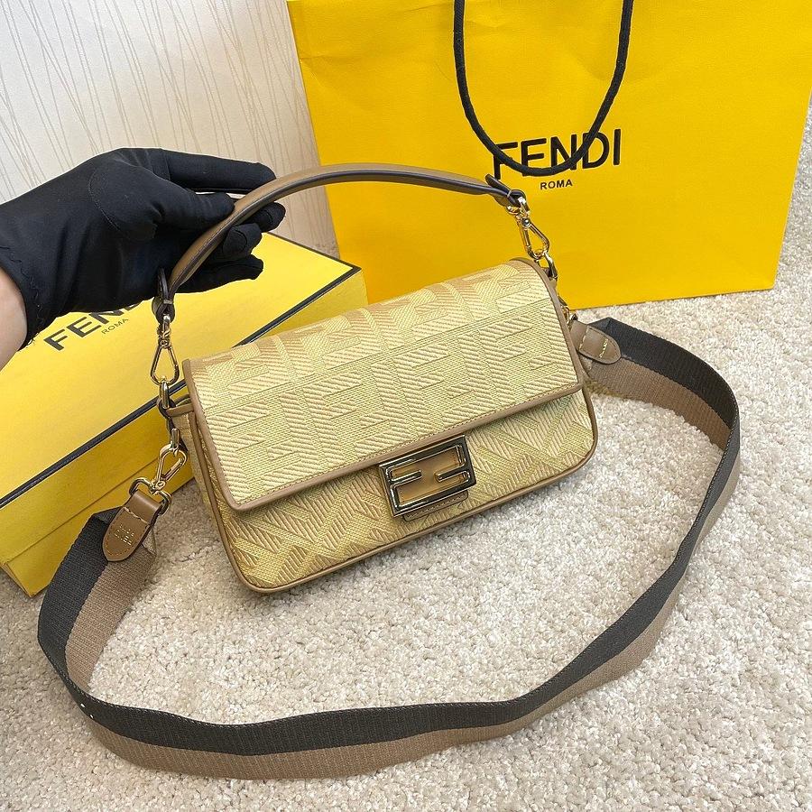 Fendi Original Samples Handbags #478016 replica