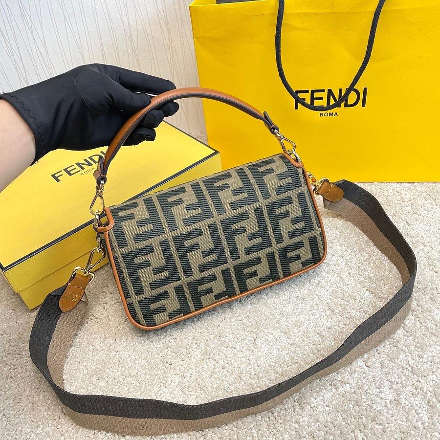 Fendi Original Samples Handbags #478017 replica