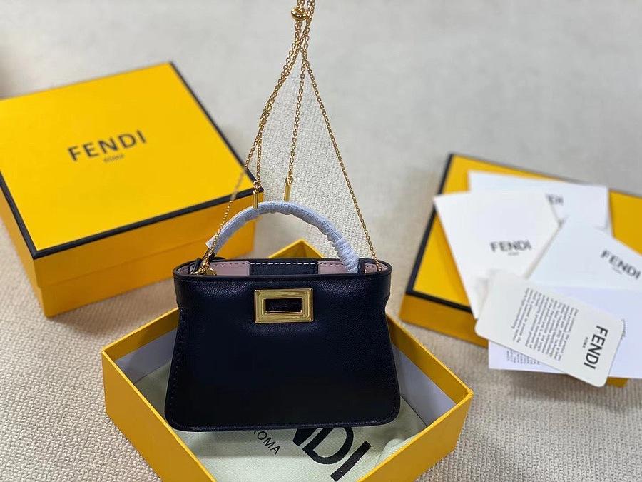 Fendi AAA+ Handbags #478021 replica