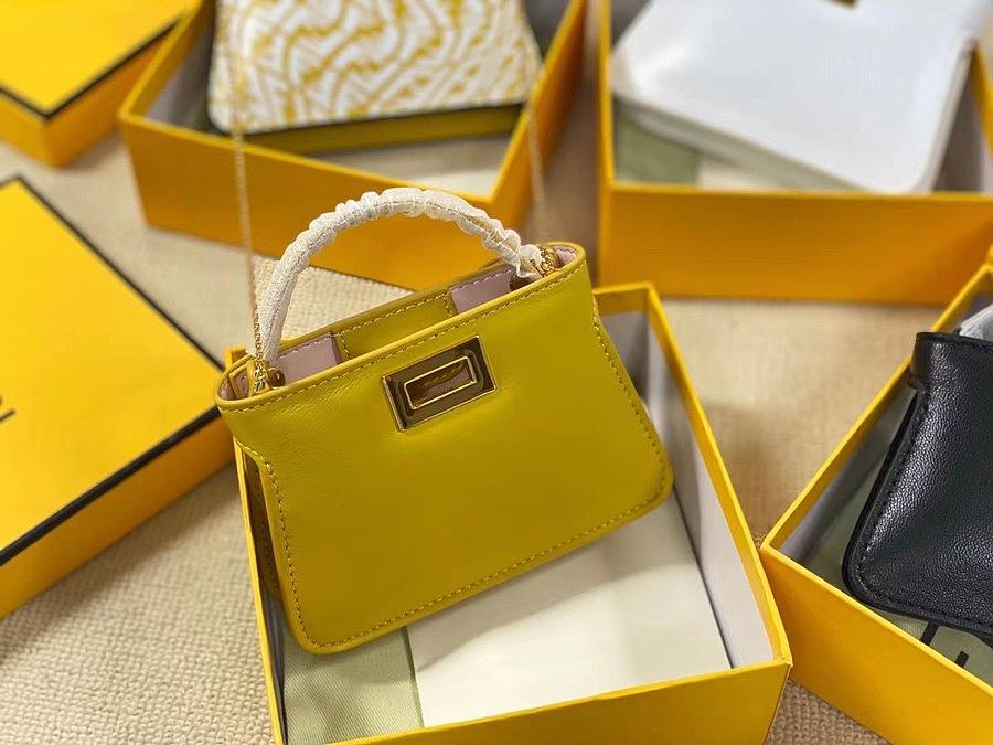 Fendi AAA+ Handbags #478024 replica