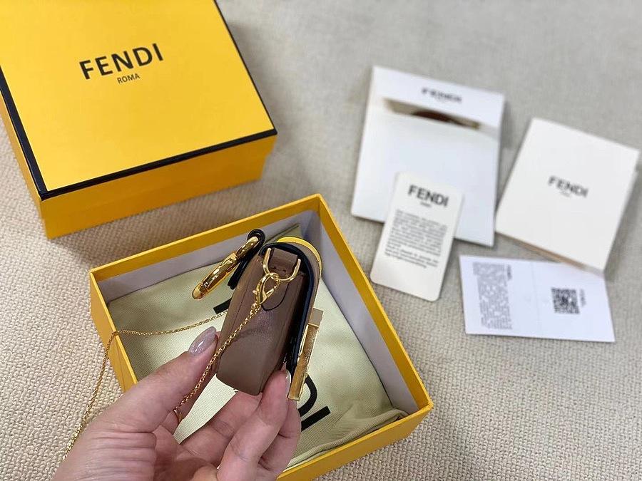 Fendi AAA+ Handbags #478026 replica
