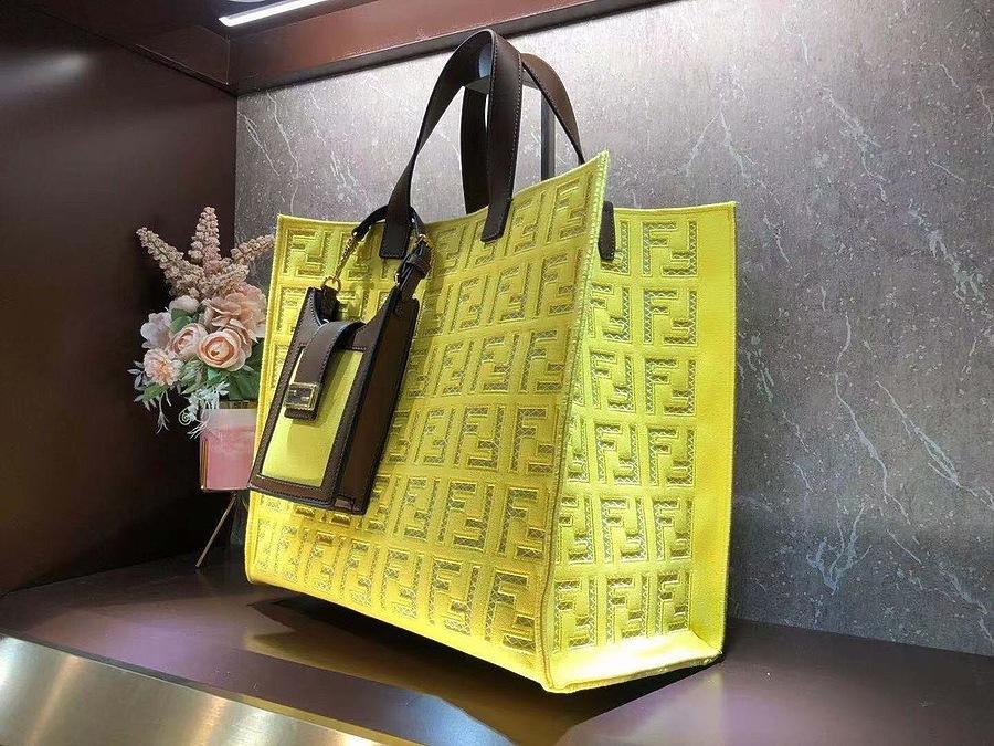 Fendi AAA+ Handbags #478034 replica