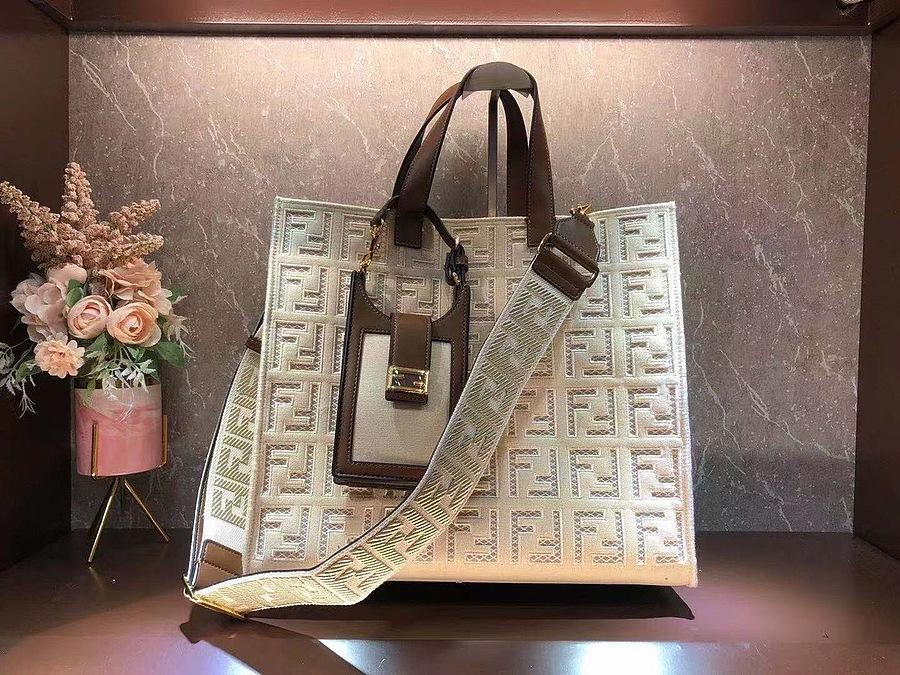 Fendi AAA+ Handbags #478036 replica