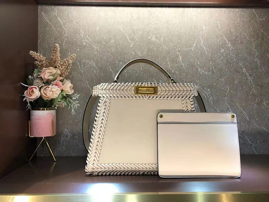 Fendi AAA+ Handbags #478041 replica