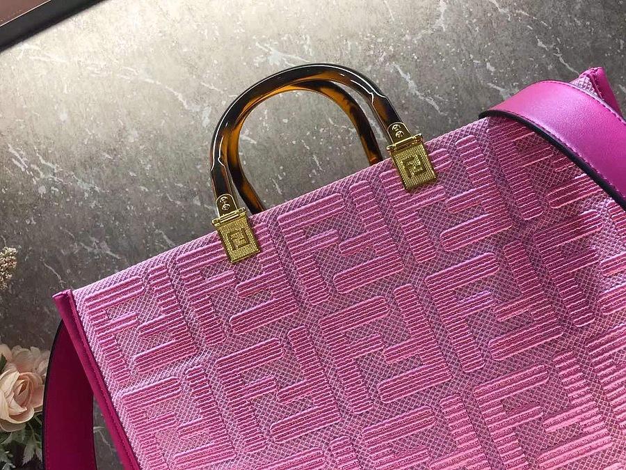 Fendi AAA+ Handbags #478044 replica