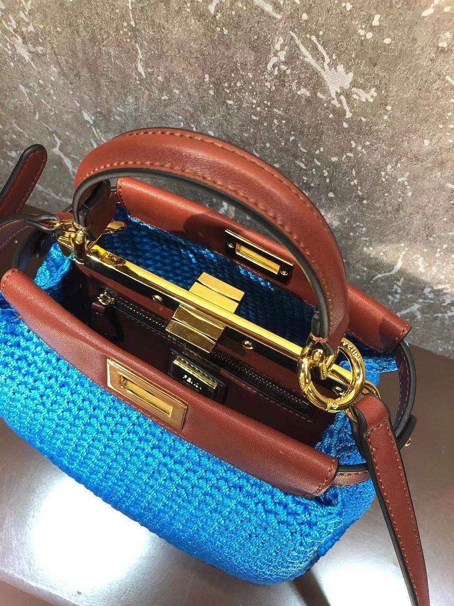 Fendi AAA+ Handbags #478058 replica