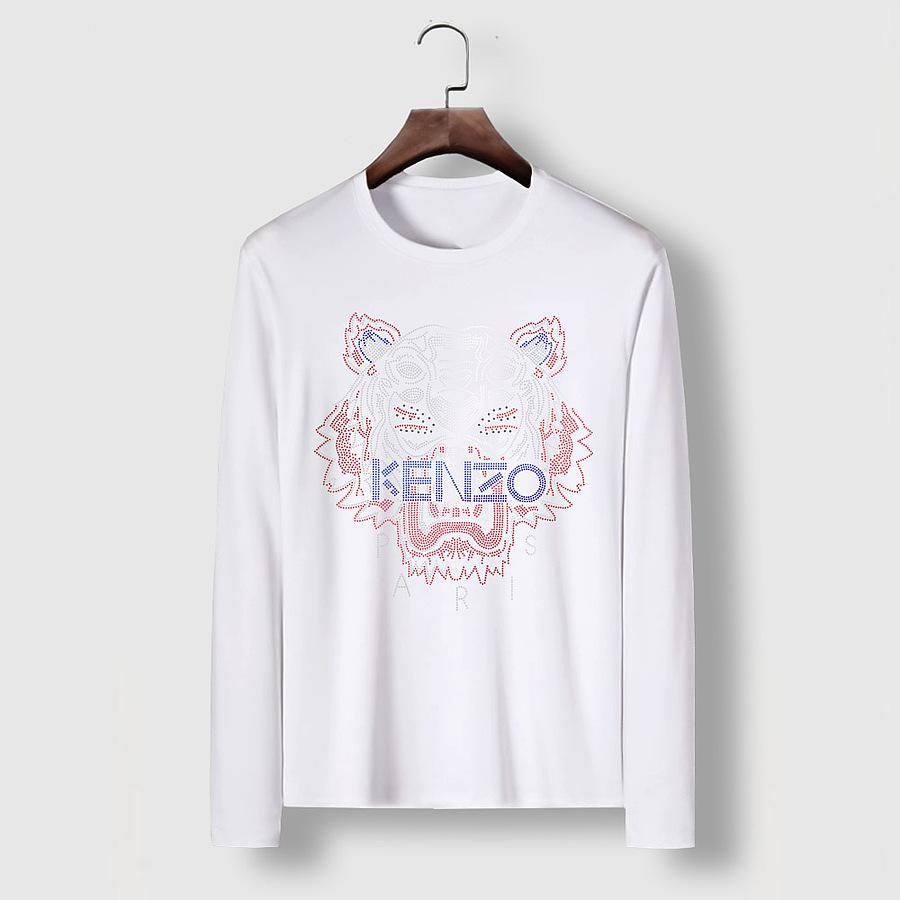 KENZO long-sleeved T-shirt for Men #478082 replica