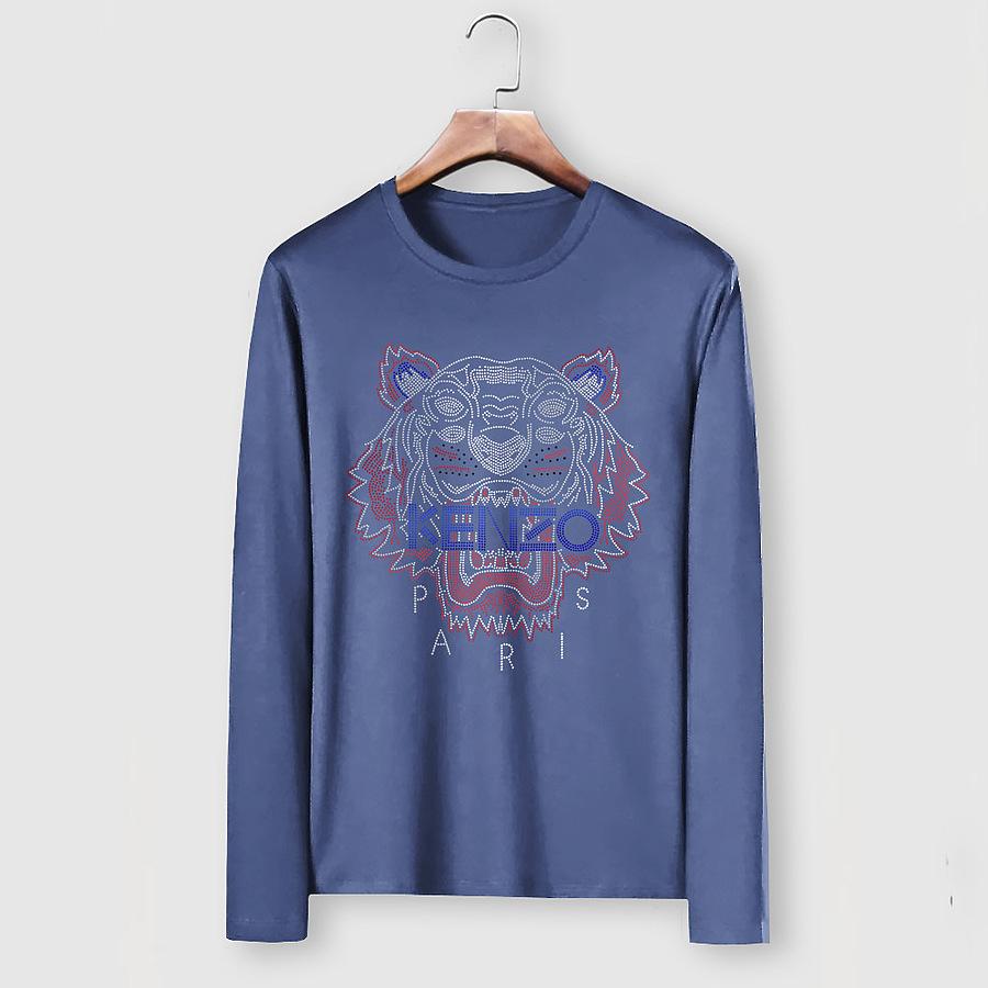 KENZO long-sleeved T-shirt for Men #478086 replica