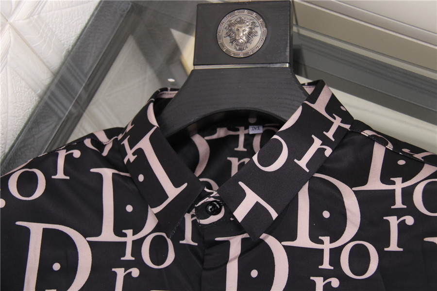 Dior shirts for Dior Long-Sleeved Shirts for men #478147 replica