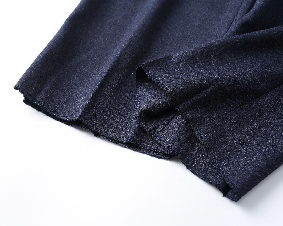 Suits for Men's HERMES suits #478229 replica