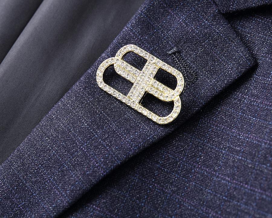 Suits for Men's Balenciaga suits #478297 replica